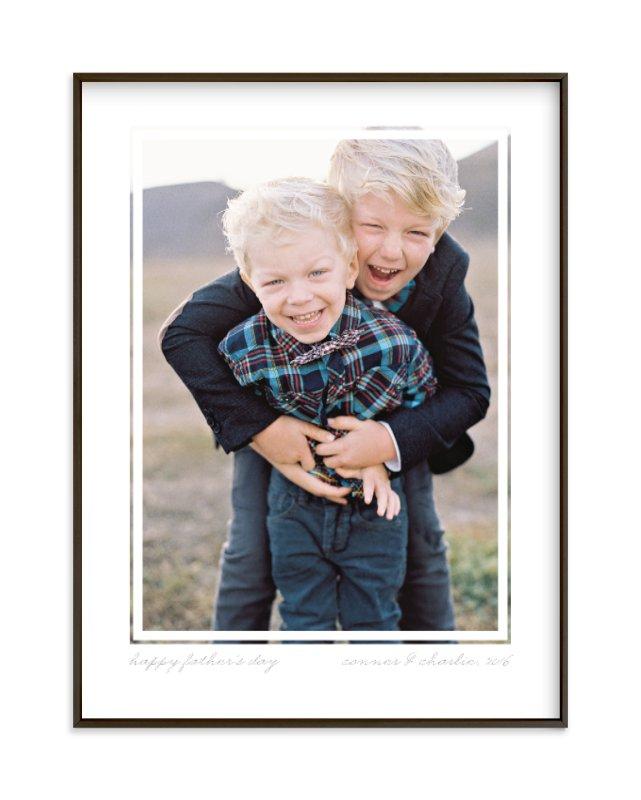 Artifact Custom Photo Art Print