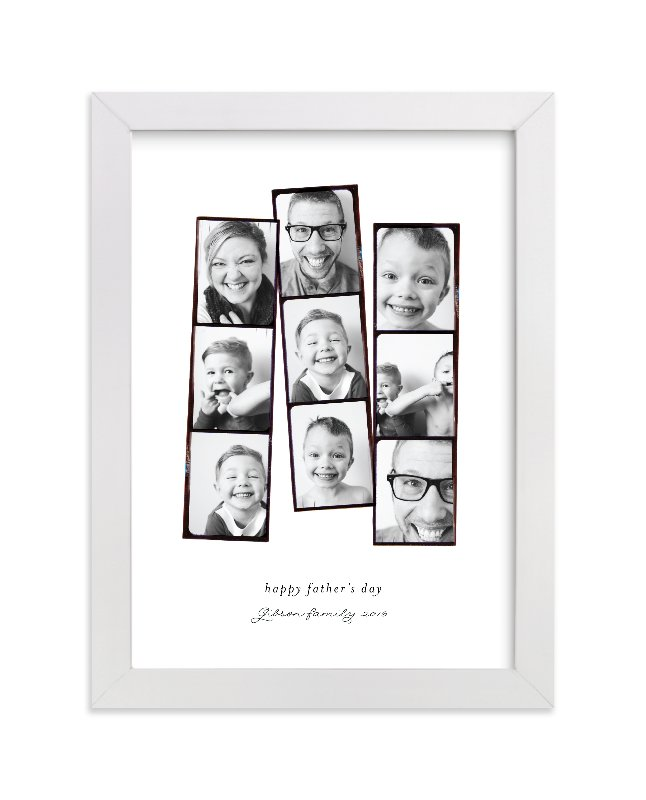 """""""Photo Booth Filter"""" - Custom Photo Art Print by Olivia Kanaley in beautiful frame options and a variety of sizes."""