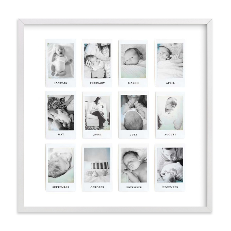 Instant Year Gallery - Family Picture Frames