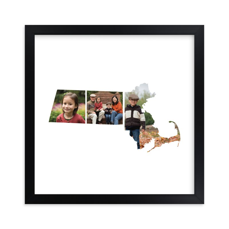 """""""Massachusetts Love Location"""" - Custom Photo Art Print by Heather Buchma in beautiful frame options and a variety of sizes."""