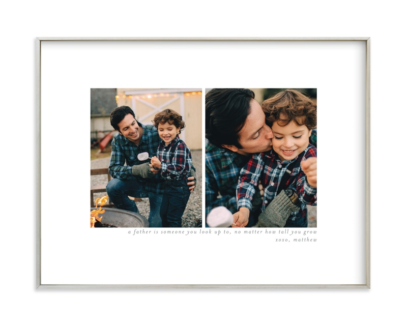 Simply Bliss II Custom Photo Art Print