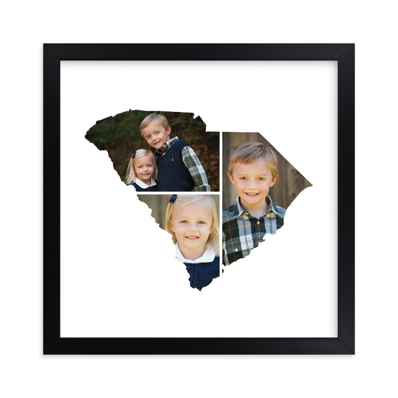 """""""South Carolina Love Location"""" - Custom Photo Art Print by Heather Buchma in beautiful frame options and a variety of sizes."""