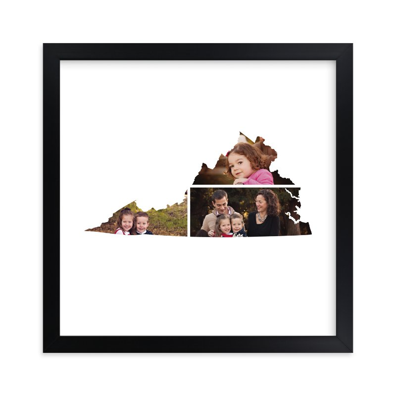 """""""Virginia Love Location"""" - Custom Photo Art Print by Heather Buchma in beautiful frame options and a variety of sizes."""