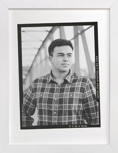 Large Format Frame Custom Photo Art Print
