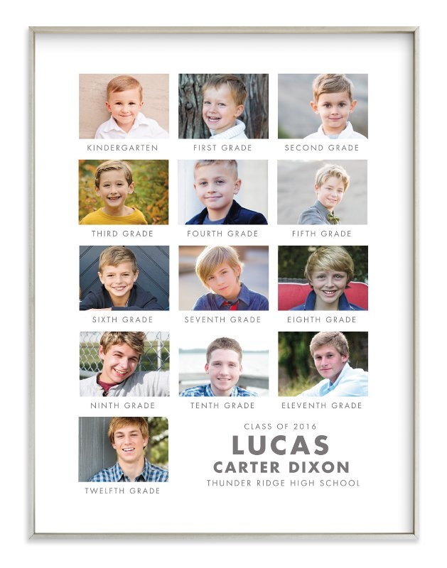 """""""School Pictures"""" - Custom Photo Art Print by Brooke Chandler in beautiful frame options and a variety of sizes."""