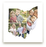 Ohio Love Location Art Prints