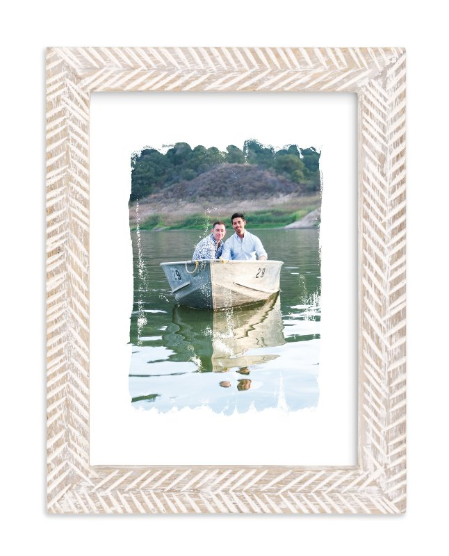 """Paint me happy"" - Custom Photo Art Print by Susanne Kasielke in beautiful frame options and a variety of sizes."