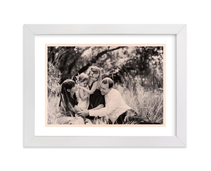 """Present - Landscape"" - Custom Photo Art Print by Jennifer Lew in beautiful frame options and a variety of sizes."