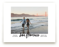San Francisco Script by Olivia Kanaley