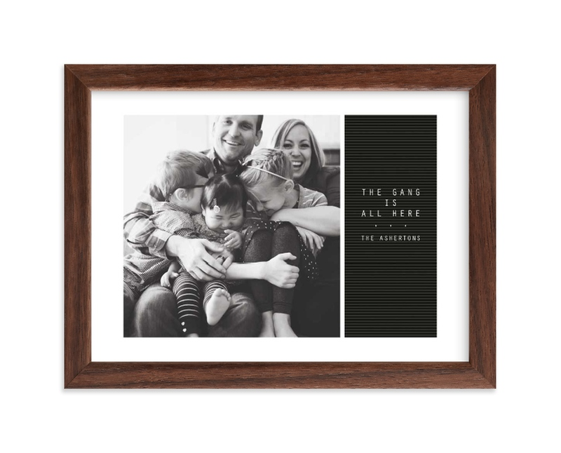"""""""Letter board"""" - Custom Photo Art Print by Lea Delaveris in beautiful frame options and a variety of sizes."""