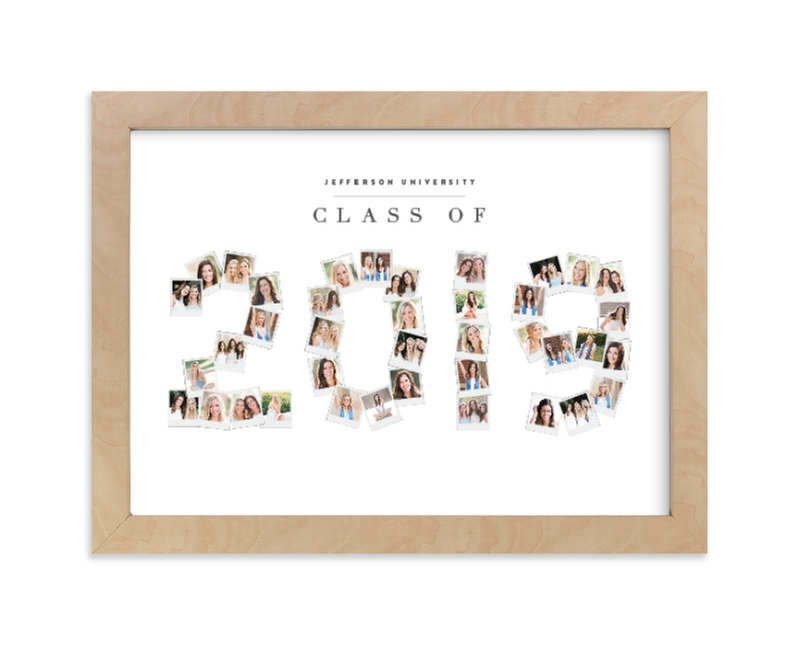"""The Years Flew By 2019"" - Custom Photo Art Print by Carrie ONeal in beautiful frame options and a variety of sizes."