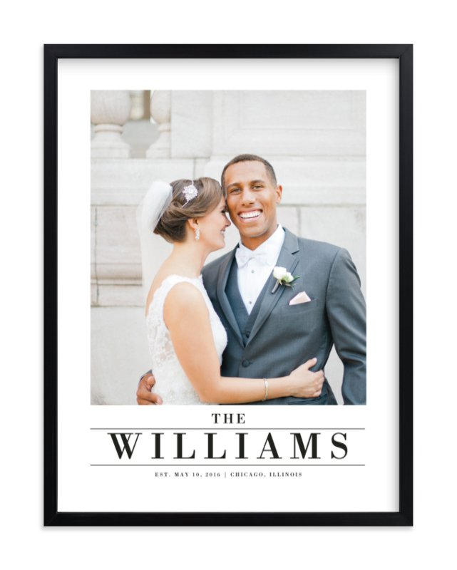 """""""Editorial"""" - Custom Photo Art Print by Snow and Ivy in beautiful frame options and a variety of sizes."""