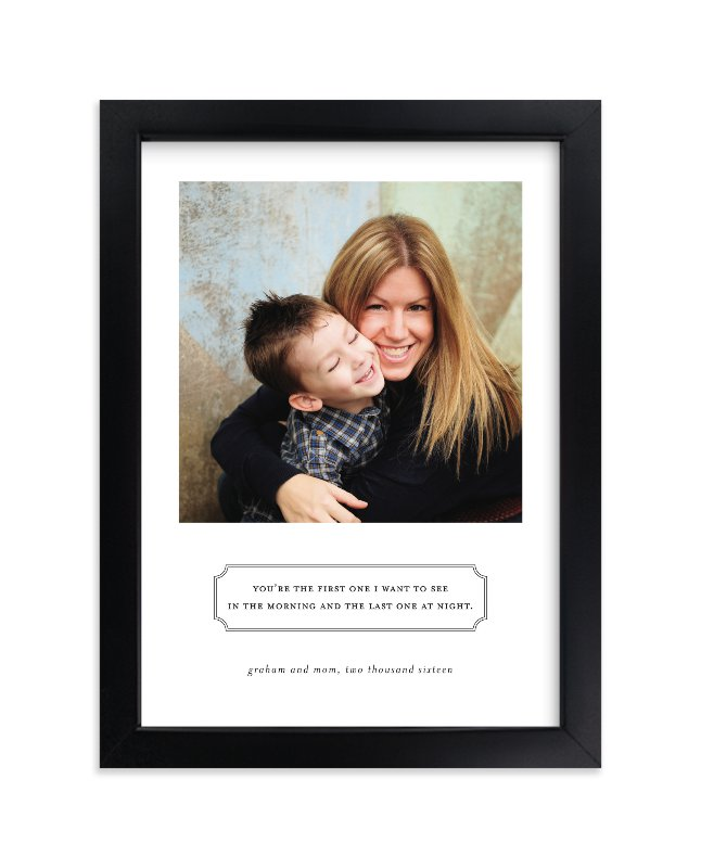 """First Love"" - Custom Photo Art Print by Sara Hicks Malone in beautiful frame options and a variety of sizes."