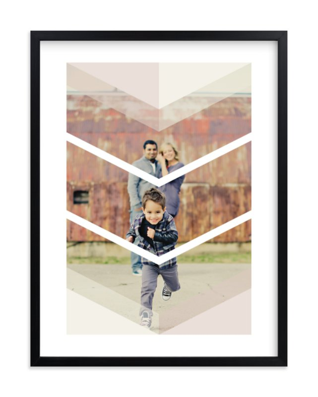 Overlay - family photo collage wall decor