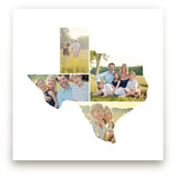 Texas Love Location Art Prints