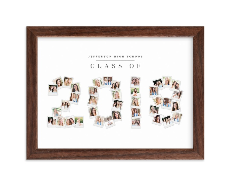 """""""The Years Flew By 2018"""" - Custom Photo Art Print by Carrie ONeal in beautiful frame options and a variety of sizes."""