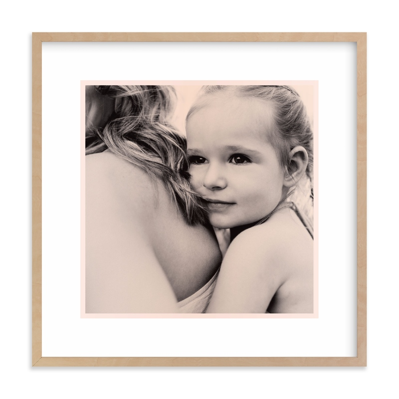 """Present"" - Custom Photo Art Print by Jennifer Lew in beautiful frame options and a variety of sizes."