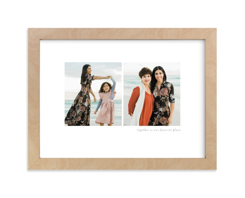 """""""Simply bliss"""" - Custom Photo Art Print by Seven Swans in beautiful frame options and a variety of sizes."""