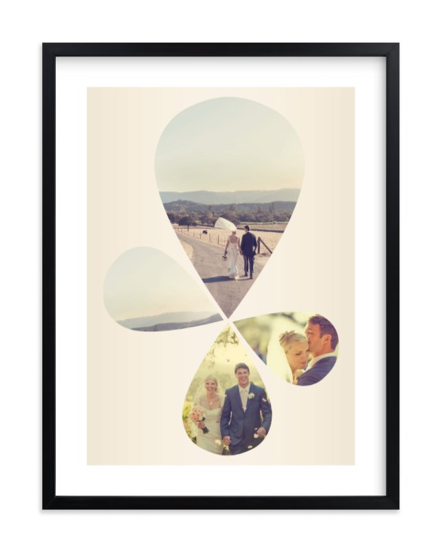 """""""Abstract Love"""" - Custom Photo Art Print by Magdalena Earnest in beautiful frame options and a variety of sizes."""