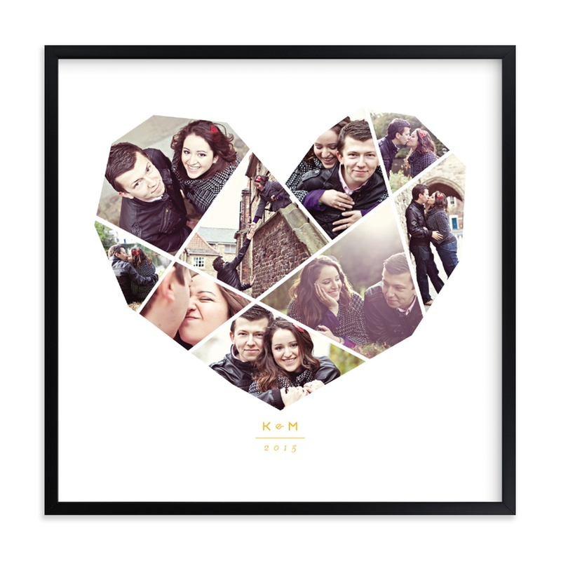 """Complete Love"" - Custom Photo Art Print by fatfatin in beautiful frame options and a variety of sizes."