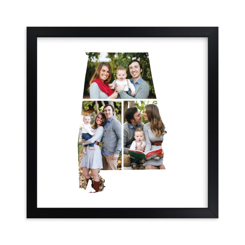 """""""Alabama Love Location"""" - Custom Photo Art Print by Heather Buchma in beautiful frame options and a variety of sizes."""