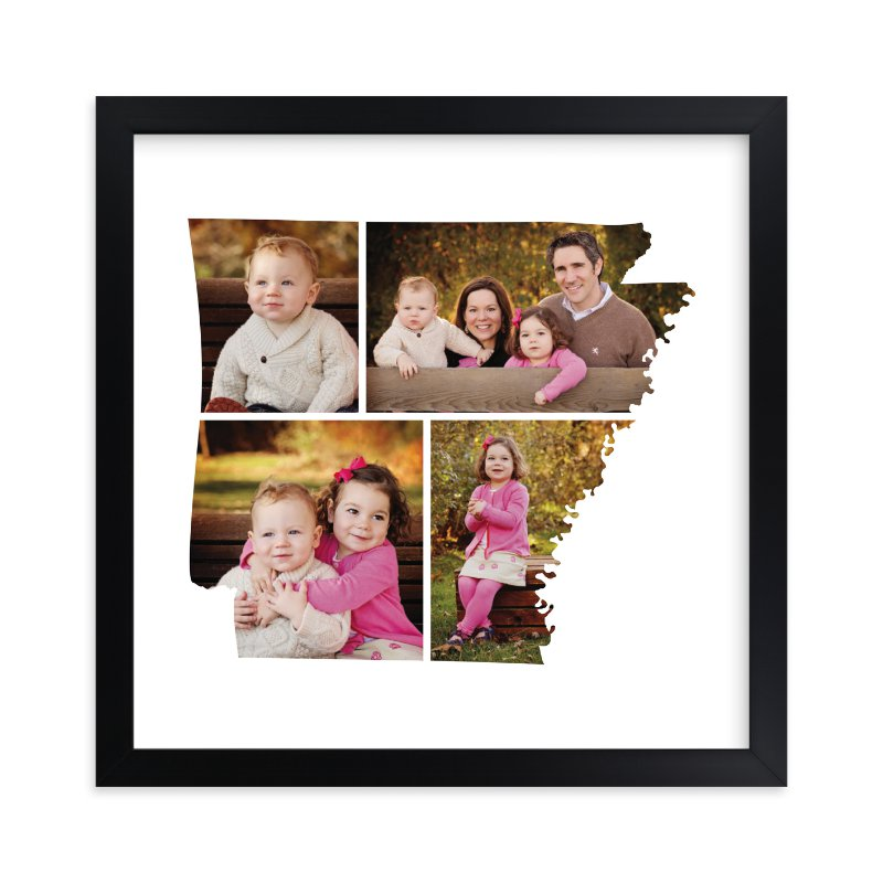 """""""Arkansas Love Location"""" - Custom Photo Art Print by Heather Buchma in beautiful frame options and a variety of sizes."""