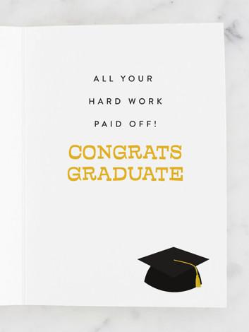 Brainy Yak Graduate