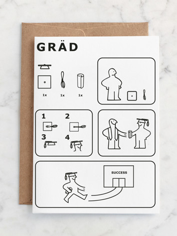 Instructions for the Grad