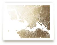 Hong Kong Map by Snow and Ivy