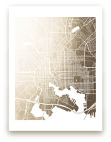 Baltimore Map by Laura Condouris