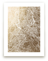 Rome Map by Alex Elko Design