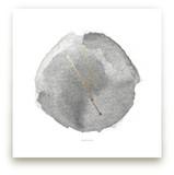 Taurus Foil-Pressed Wall Art
