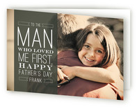 Man Who Loved Me First