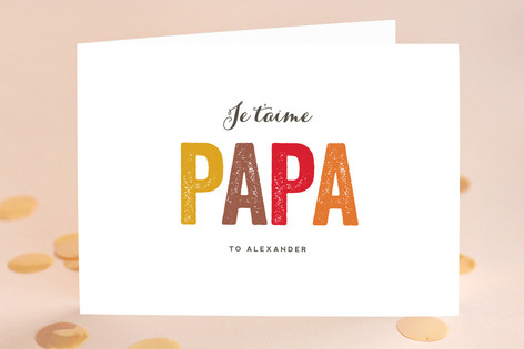 Every Day is Father's Day Father's Day Greeting Cards