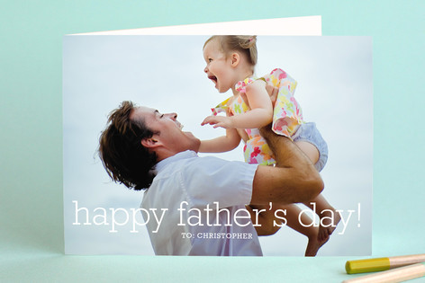 Happy Father's Day Father's Day Greeting Cards