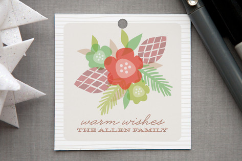 Organic Swag Gift Tags