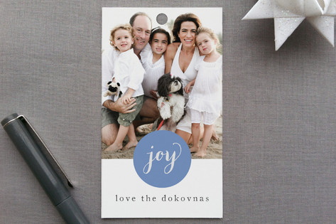 Simply Joy Gift Tags