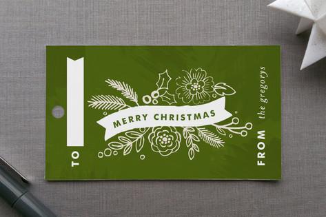 Chalkboard Label Gift Tags