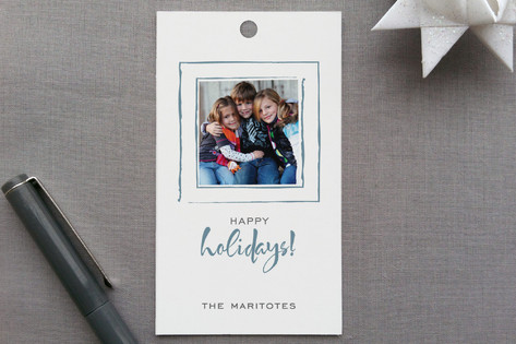 Family Wall Gift Tags