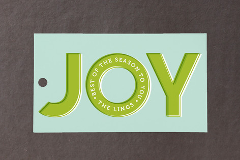 Best of the Season Gift Tags