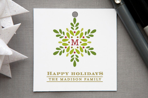 Ivy Bright Gift Tags