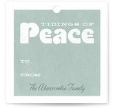 Peaceful Tidings
