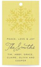 Peace, Love and Joy