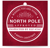 North Pole Approved