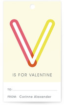 V is for Valentine