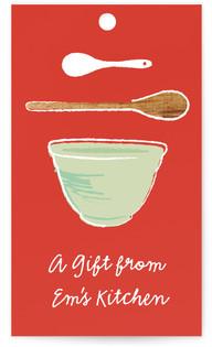 Sugar & Spice Gift Tags