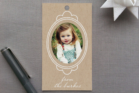 Krafted Frames Gift Tags