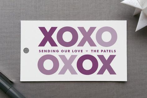 XO Gift Tags