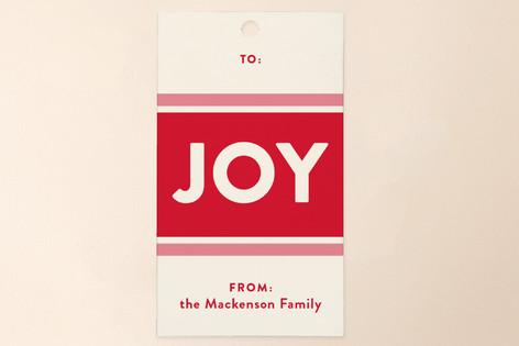 Jolly Joy Gift Tags