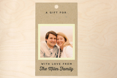 Cool Collage Gift Tags